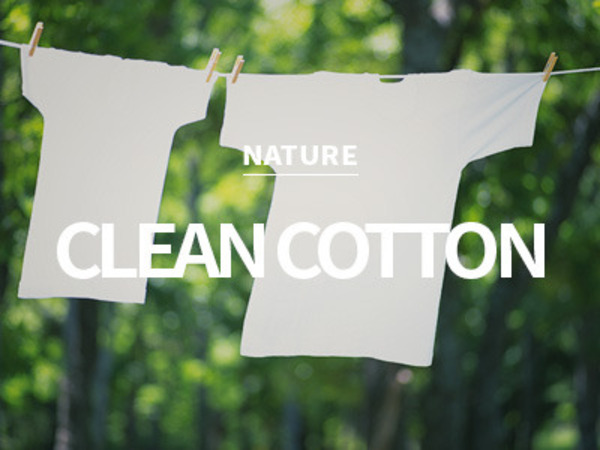 [USA] clean cotton / 클린 코튼