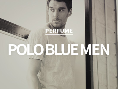 [USA] polo blue men / 폴로 블루 맨